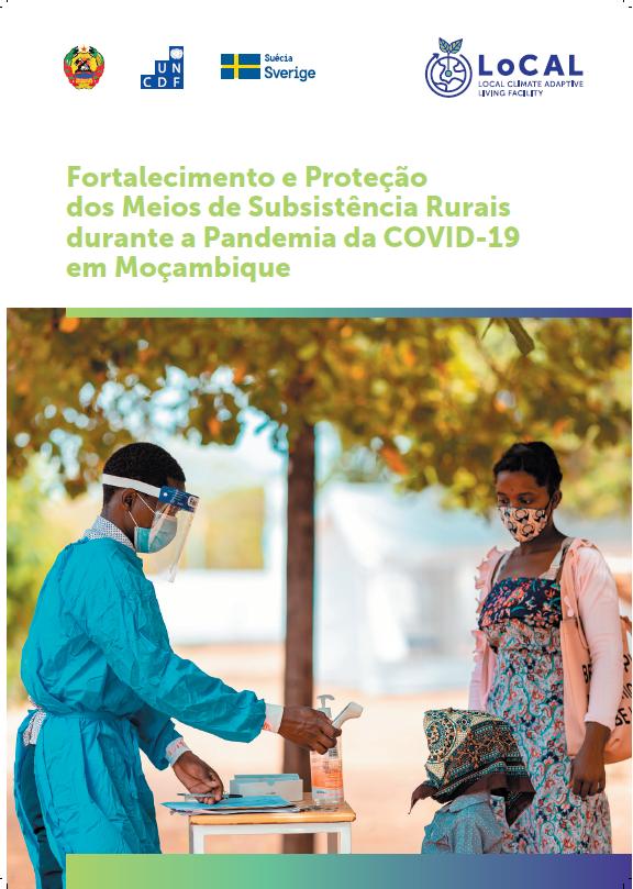 Fortalecimento e Proteção dos Meios de Subsistência Rurais durante a Pandemia da COVID-19 em Moçambique